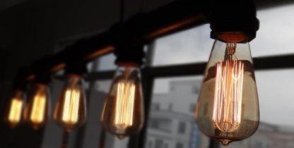 Water Pipe Pendant Light Vintage Lightings