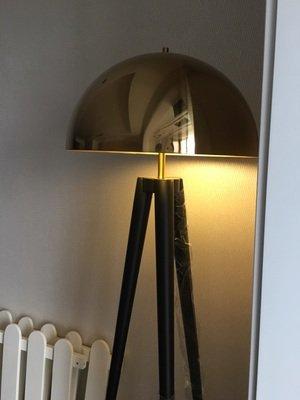 Paliki Elegant Luxury Satellite Tripod Chic Bedroom Floor Lamp