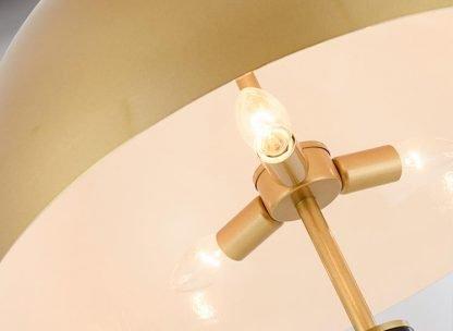 Paliki Elegant Luxury Satellite Tripod Dining Room Floor Lamp
