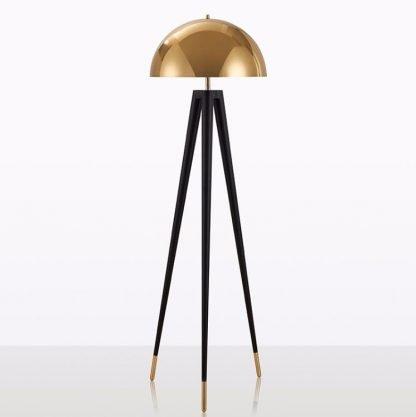 Paliki Elegant Luxury Satellite Tripod Floor Lamp