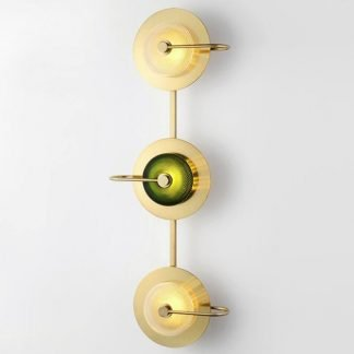 Addfwyn Modern Eye-Catching Spherical Wall Lamp