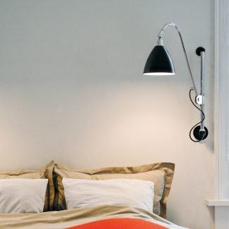 Amistad Modern Adjustable Swing Arm Wall Lamp