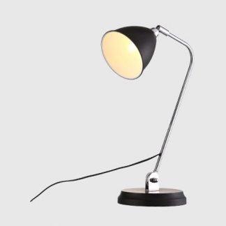 Annaduff Minimalist Adjustable Swing Arm Table Lamp