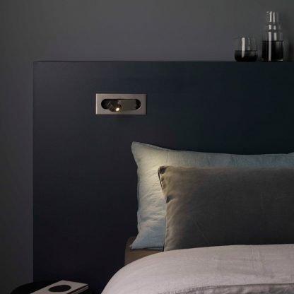 Averyll Minimalist Handle Shaped Wall Lamp Bedside lights
