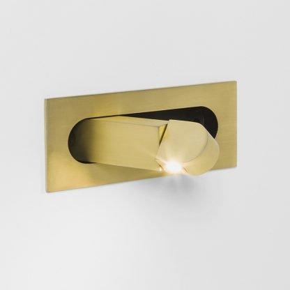 Averyll Minimalist Handle Shaped Wall Lamp Industrial Lightings