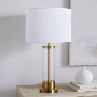 Babs Modern Classic Bespoke Lampshade Table Lamp
