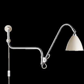 Borghilda Modern Up Down Swing Arm Wall Lamp