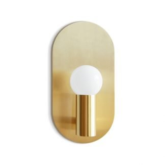 Cadyna Scandinavian Design Minimalist Globe Wall Lamp