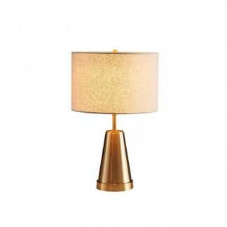 Chale Classic Drum Shaped Table Lamp
