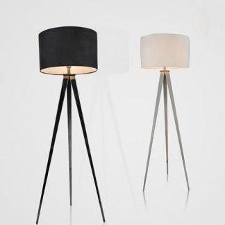 Cosgrove Modern Minimalist Tripod Stand Floor Lamp