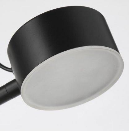 Crisiant Minimalist Adjustable Black Table Lamp Dining Room lights