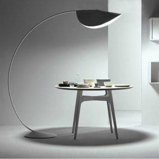 Dacso Modern Oversized Leaf Shaped Floor Lamp