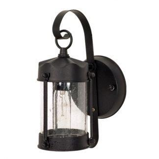 Edgardo Vintage Retro Lantern Kerosene Wall Light