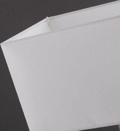 Heathclyf Classic Two-Legged Rectangular Floor Lamp Industrial Lightings