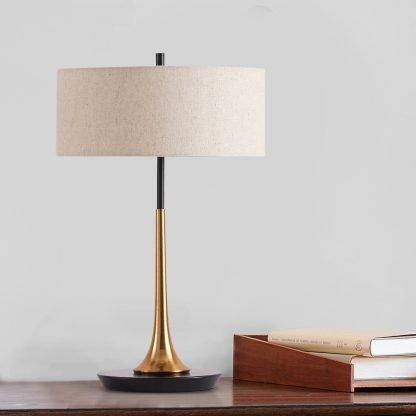 Mackinzie Modern Luxury Elegant Stand Table Lamp-reception light