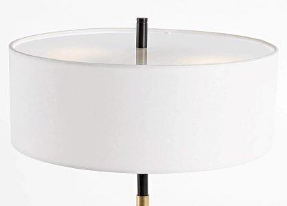 Mackinzie Modern Luxury Elegant Stand Table Lamp-walkway