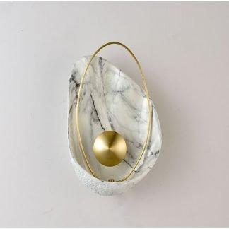 Paaveli Modern Minimalist Bird Nest Shaped Wall Lamp