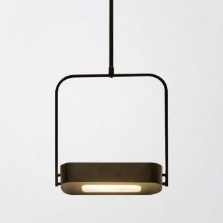 Taber Modern Industrial Design Metal Pendant Light