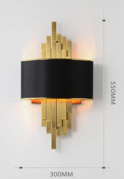 Xander Modern Elegant Piano Clavier Wall Lamp Bedside lights
