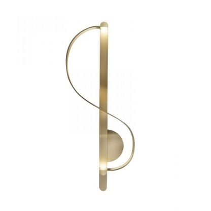 Yanamari Modern Musical Note Shaped Wall Lamp