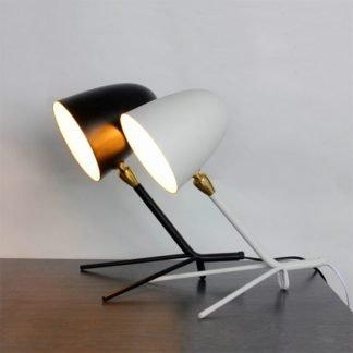 Ambrosi Minimalist Dome Shaped Table Lamp