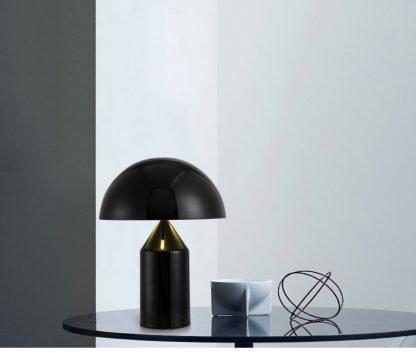 Contemporary Mushroom Shaped Hallway Table Lamp