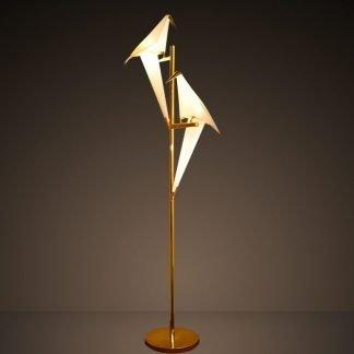 Finnbogi Modern Bird Silhouette Floor Lamp