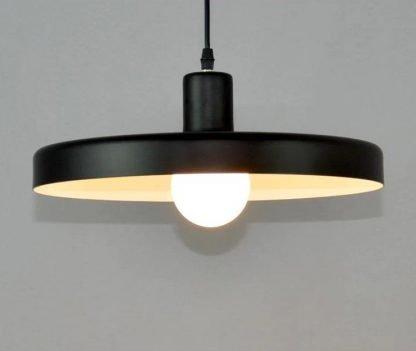 Flat Hat Pendant Light-kitchen islands
