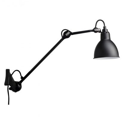 Industrial Swing Arm Entrance Wall Lamp