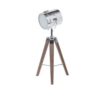Leighanna Retro Three-legged Stand Table Lamp