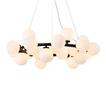 Luxury Ring Balls Restaurant Chandelier Light