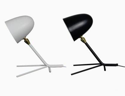 Minimalist Dome Reading Area Table Lamp