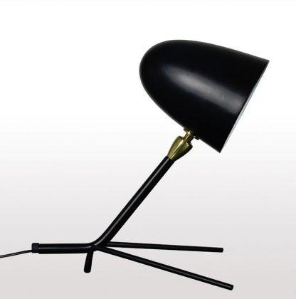 Minimalist Dome Shaped Livingroom Table Lamp