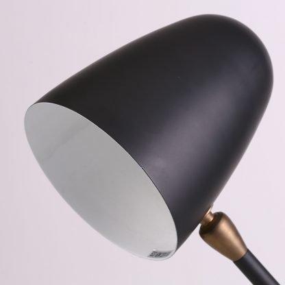 Minimalist Dome Shaped Lobby Table Lamp