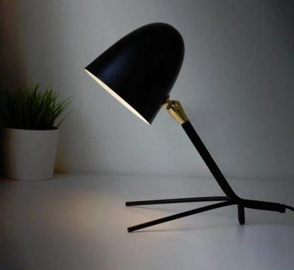Minimalist Dome Shaped Modern Table Lamp