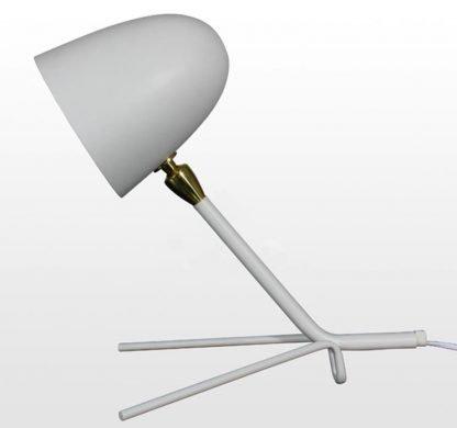 Minimalist Dome Study Area Table Lamp