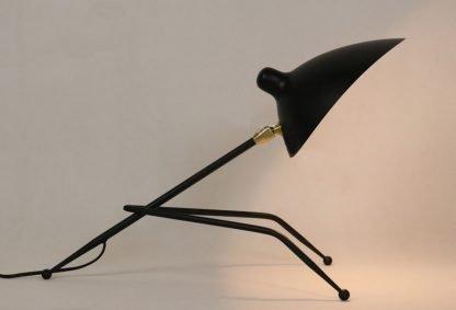 Modern Wide Dome Livingroom Table Lamp
