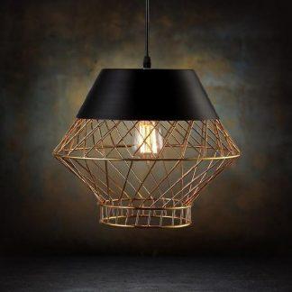 Seonaid Modern Art Deco Pendant Light