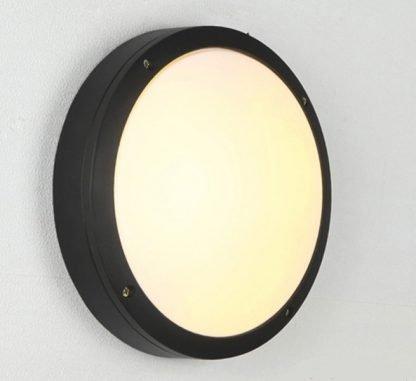 Shanton Modern Waterproof Round Wall Lamp-outdoor