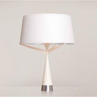Xyliana Stylish Drum Silhouette Table Lamp