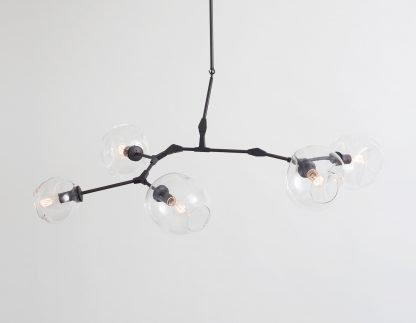 Ymir Modern Tree Branch Glass Pendant Light Coffee Shop lights