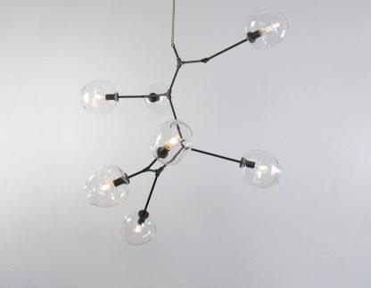 Ymir Modern Tree Branch Glass Pendant Light Lounge lights