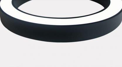 Circular Sleek Pendant Light - Restaurant lights