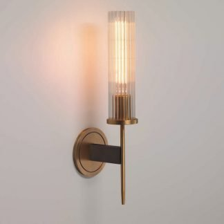 Classic Candlestick Shaped Wall Lamp Minimalist