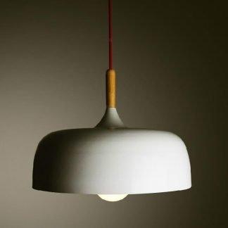 Adabel Scandinavian Dome Shaped Pendant Light