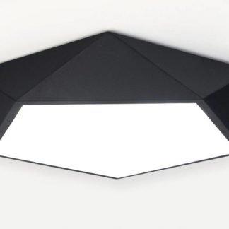Balamy Modern Stone Cut Ceiling Light