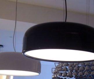 Beckett Modern Wide Dome Pendant Light