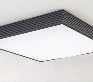 Modern Slim Black Ceiling Light Restaurant lights