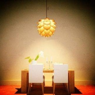 Fabiola Modern Creative Wooden Pendant Light