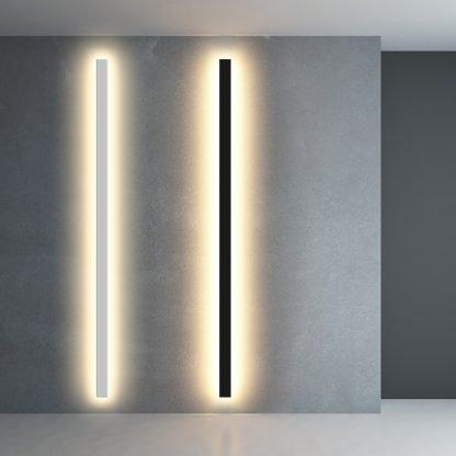 Clean Line Wall Lamp Minimalist lights
